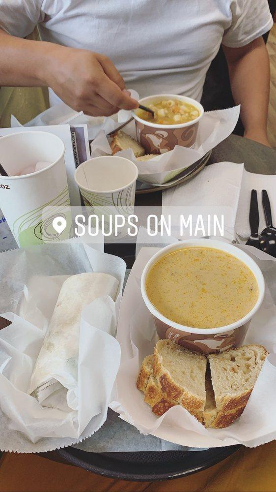 Soups On Main: 199 Main St, Hackettstown, NJ