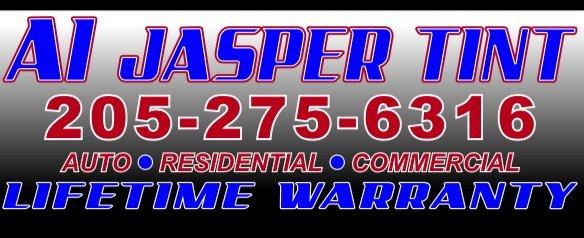 A1 Jasper Tint: 806 23rd St E, Jasper, AL