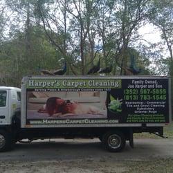 Harper's Carpet Cleaning logo
