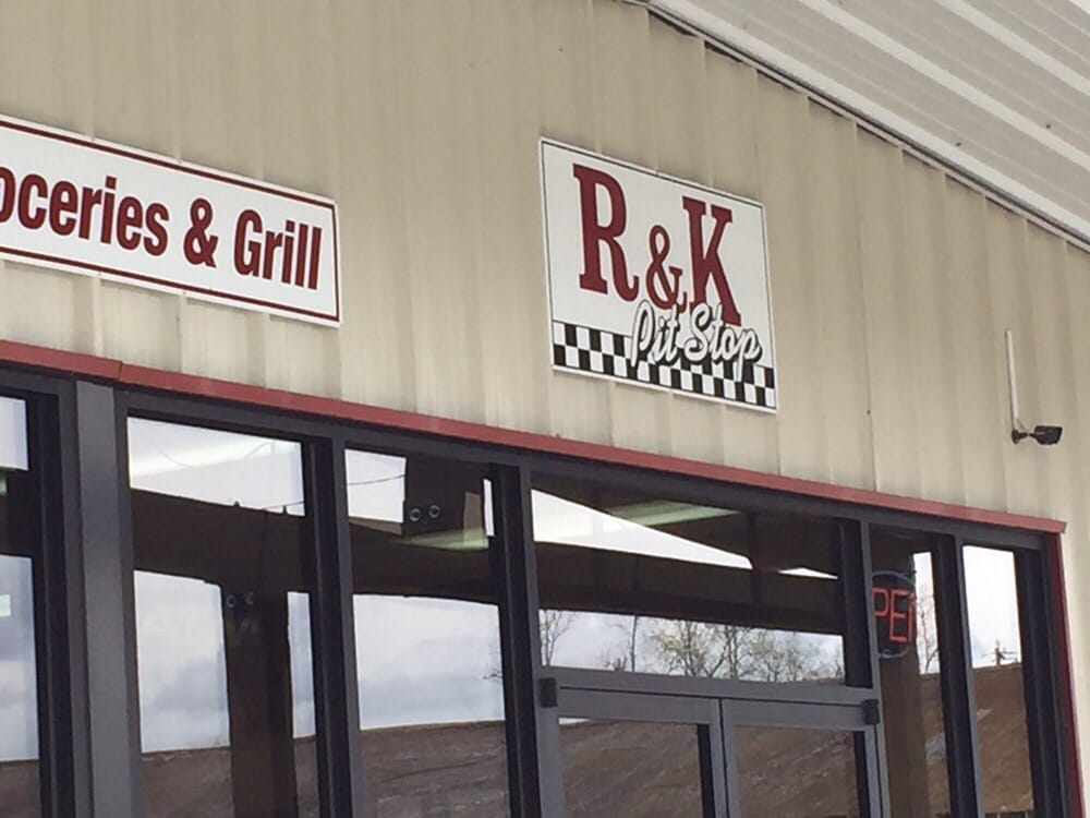 R&K Pit Stop: 122-128 Hwy 44, Foxworth, MS