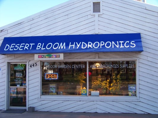 Desert Bloom Hydroponics Culture Hydroponique 445 Pitkin Ave Grand Junction Co Tats Unis