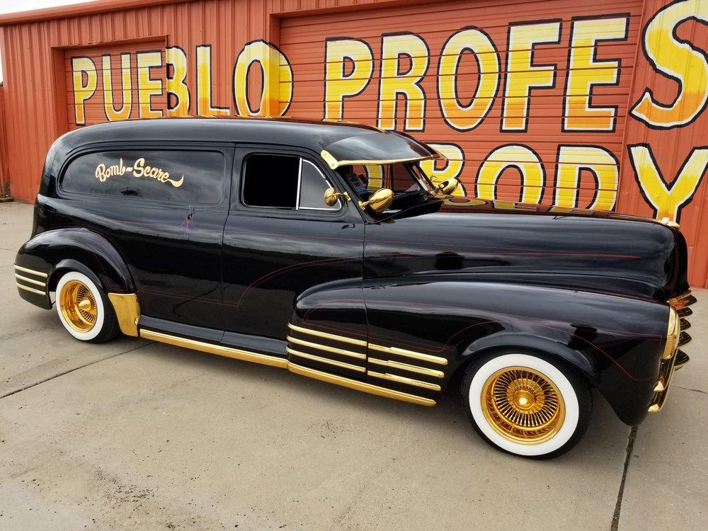 Pueblo Professional Paint & Body: 808 Kirk Ave, Pueblo, CO