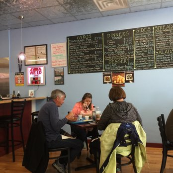 Photo Of Main Street Gyro Nashua Nh United States Dining In Or