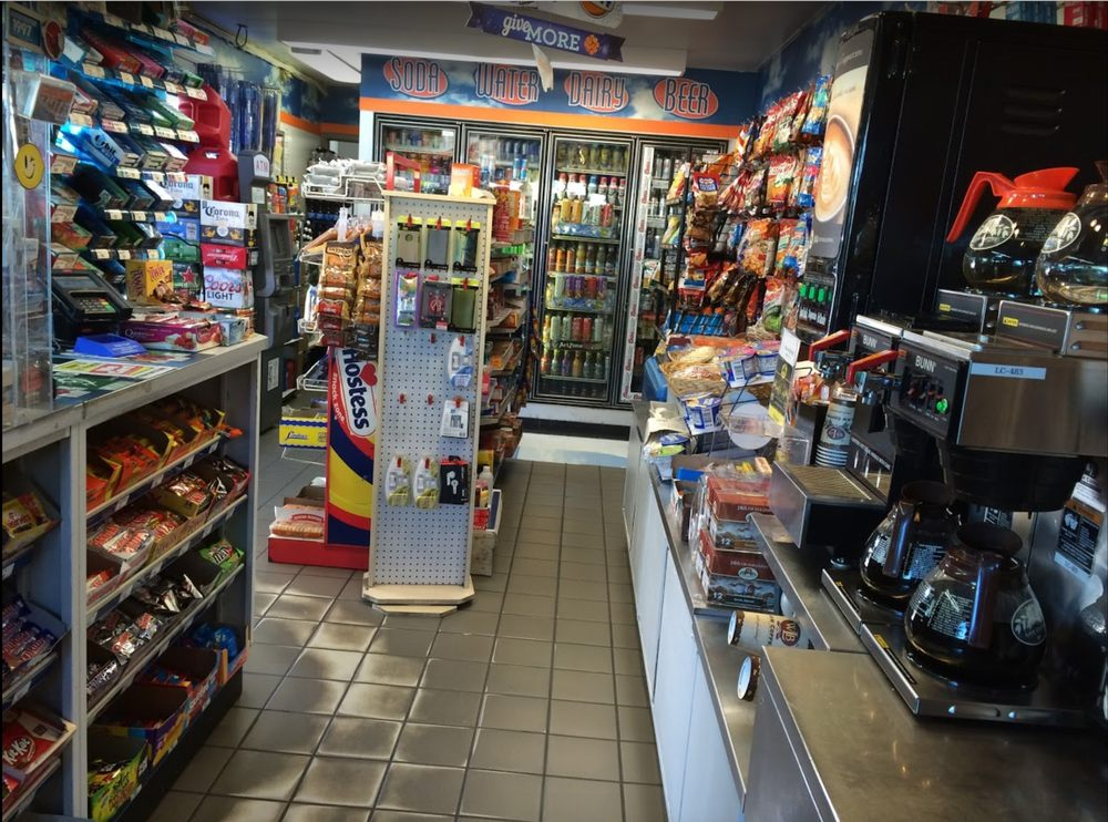 BP Gas Station: 119 Powerhouse Rd, Roslyn Heights, NY