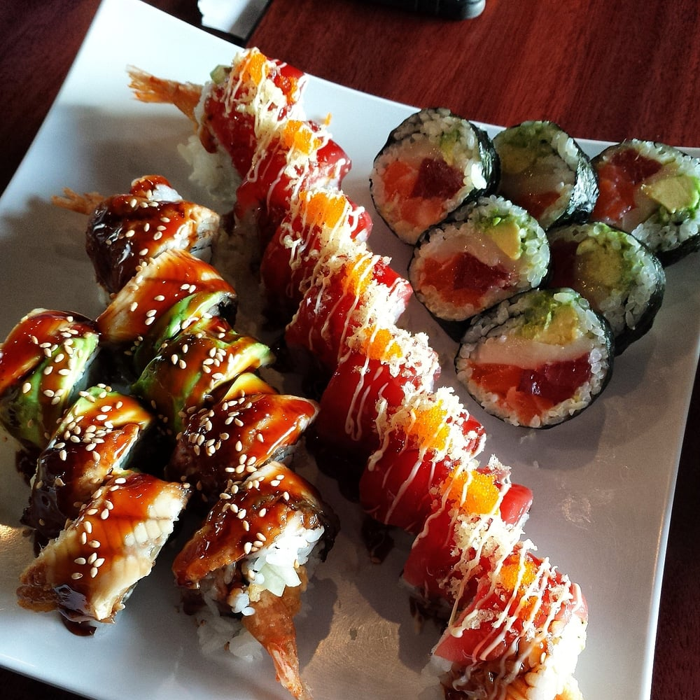 You Are Looking At The Best Sushi In The City Of Chicago
