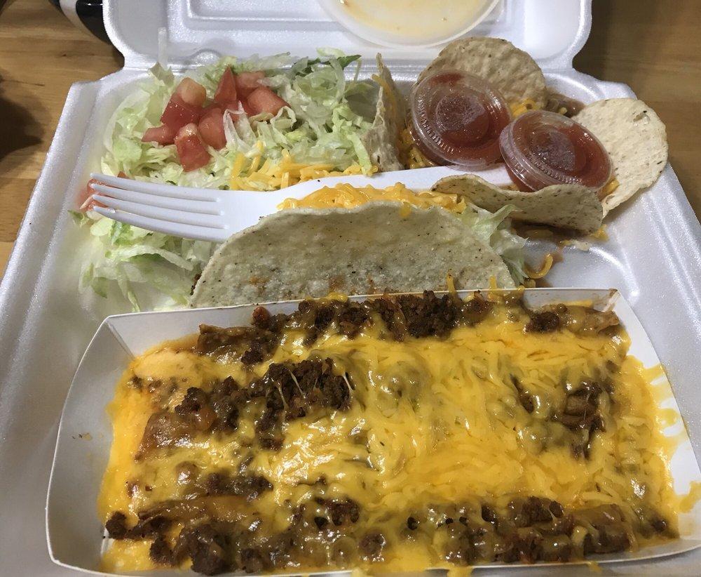 Taco Villa: 420 E 4th St, Russellville, AR