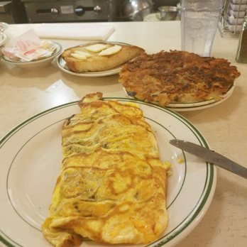 Photo Of Original Pantry Cafe   Los Angeles, CA, United States. Cheese  Omelette