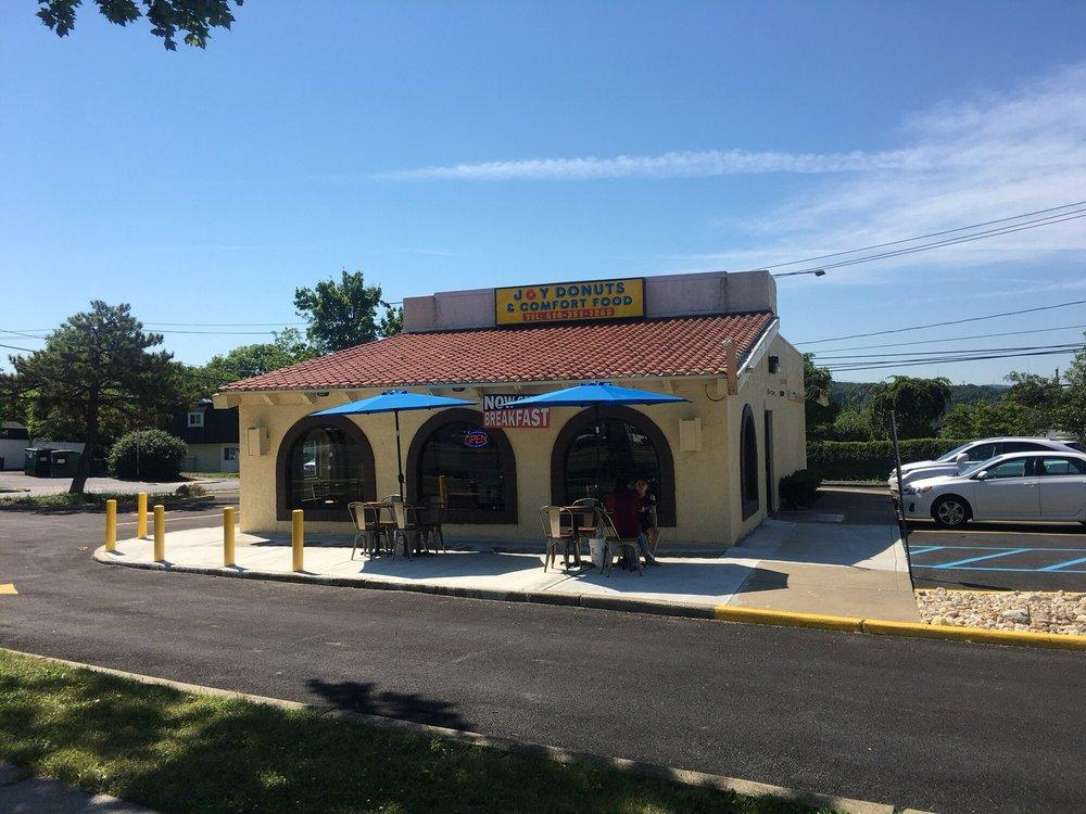 Joy Donuts & Comfort Food: 768 Union Blvd, Allentown, PA