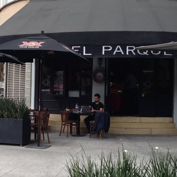 Photo Of Cafe Del Parque Mexico D F Mexico