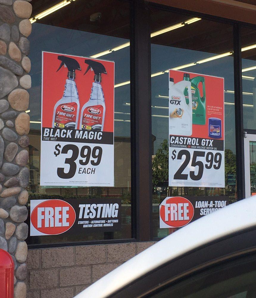 AutoZone Auto Parts: 14228 Schleisman Rd, Eastvale, CA