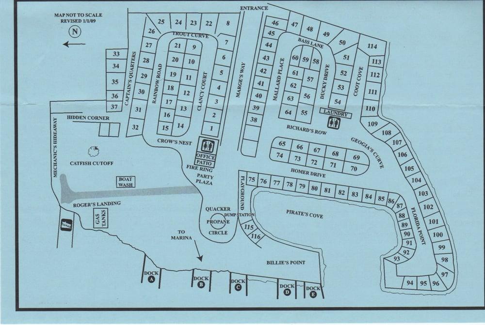 Holloway S Rv Park Map Yelp