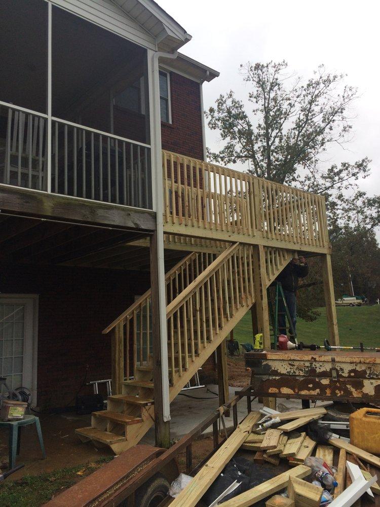 Triple Quality Fence and Deck: Elizabethtown, KY