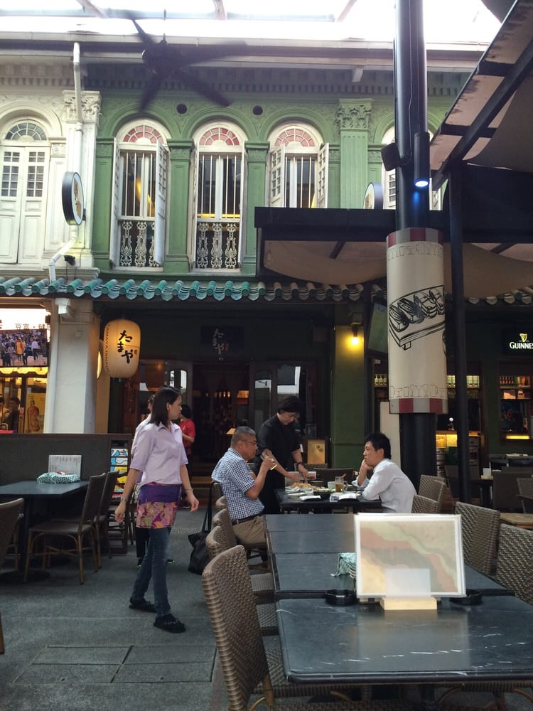 Tamaya Dining Singapore