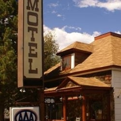 Photo Of Canyon Motel Hot Sulphur Springs Co United States The
