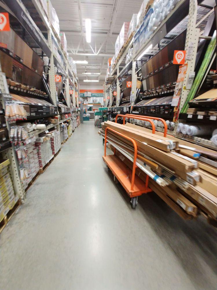 The Home Depot: 43675 Greenway Corporate Dr, Ashburn, VA