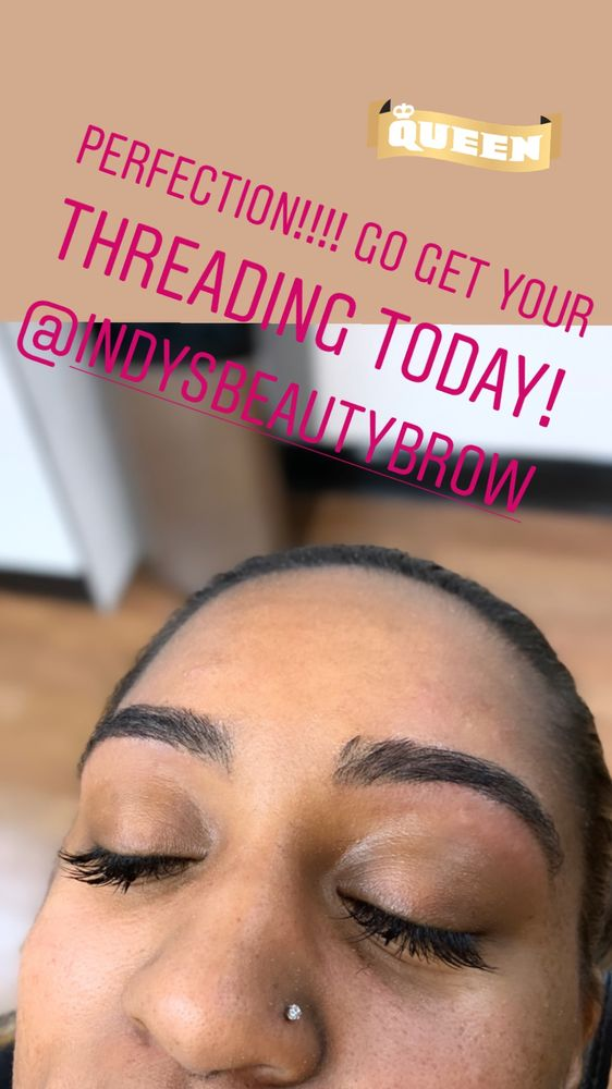 Indy's Beauty & Brow Studio: 91 E Butler Ave, Ambler, PA