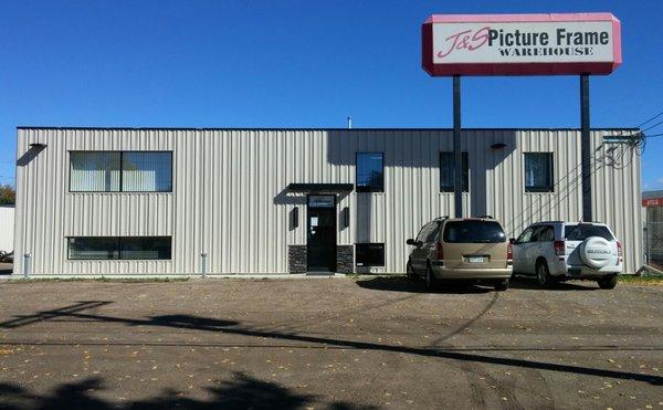 J & S Picture Frame Warehouse - Home Decor - 121-D Jessop Avenue ...