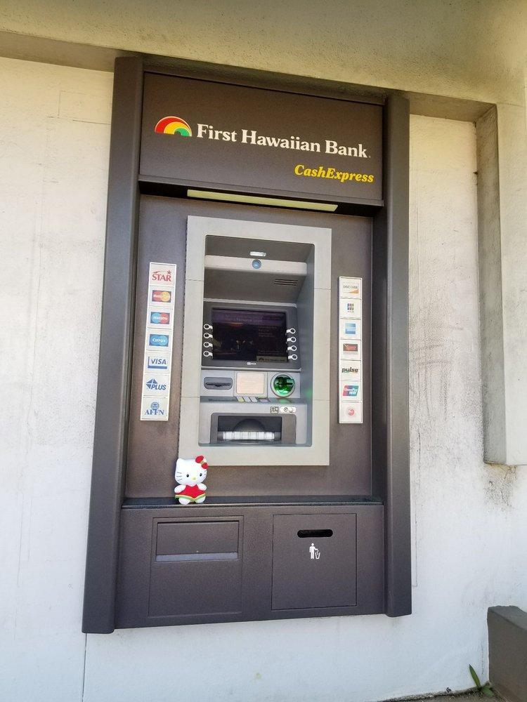 First Hawaiian Bank - Kaneohe Branch: 45-480 Kaneohe Bay Dr, Kaneohe, HI