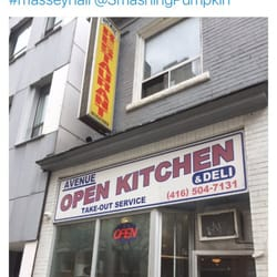 photo of avenue open kitchen toronto on canada. beautiful ideas. Home Design Ideas
