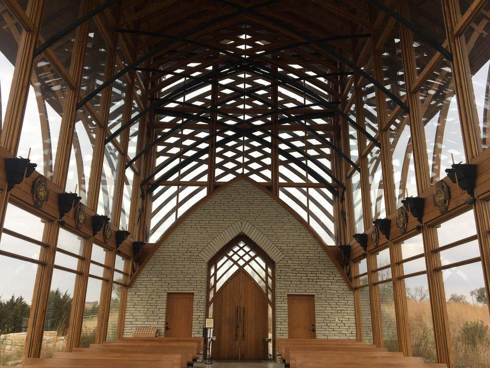 Holy Family Shrine: 23132 Pflug Rd, Gretna, NE
