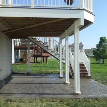 Photo Of Craig U0026 Son Concrete   Wright City, MO, United States. Under