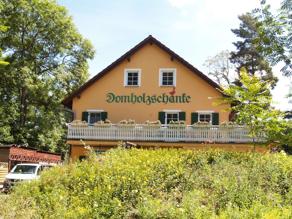 Domholzschänke - 18 Fotos - Deutsch - Domholz 1, Schkeuditz, Sachsen ...