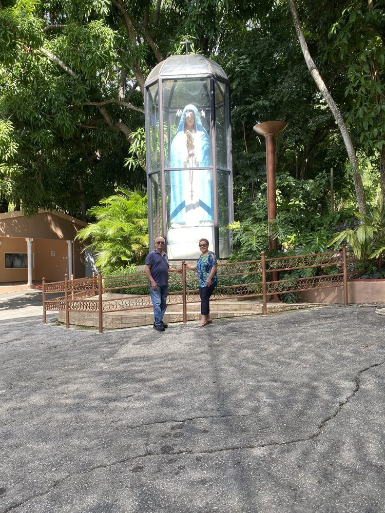 Virgen del Pozo: Sabana Grande, PR