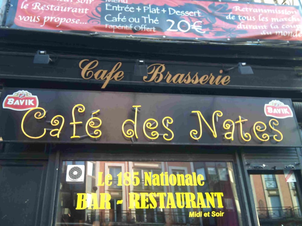 Caf Rue Nationale