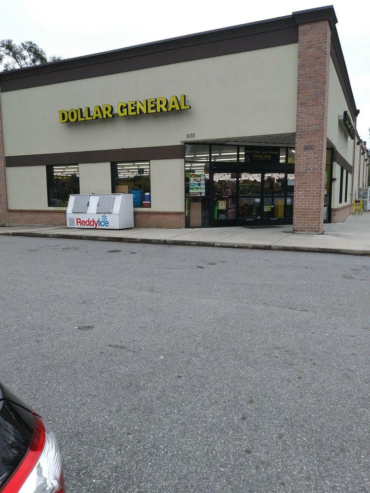 Dollar General Store: 900 E Kingsley Avenue, Orange Park, FL