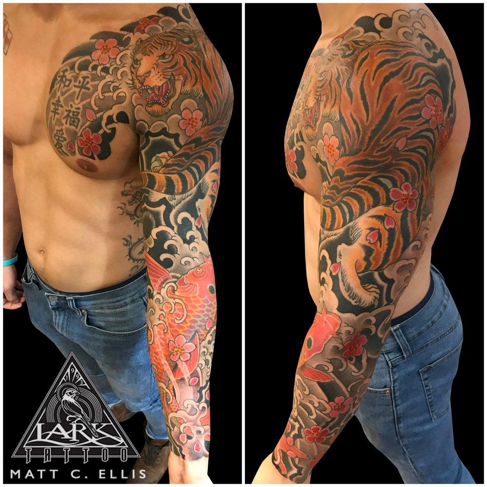 Lark Tattoo: 1610 Old Country Rd, Westbury, NY