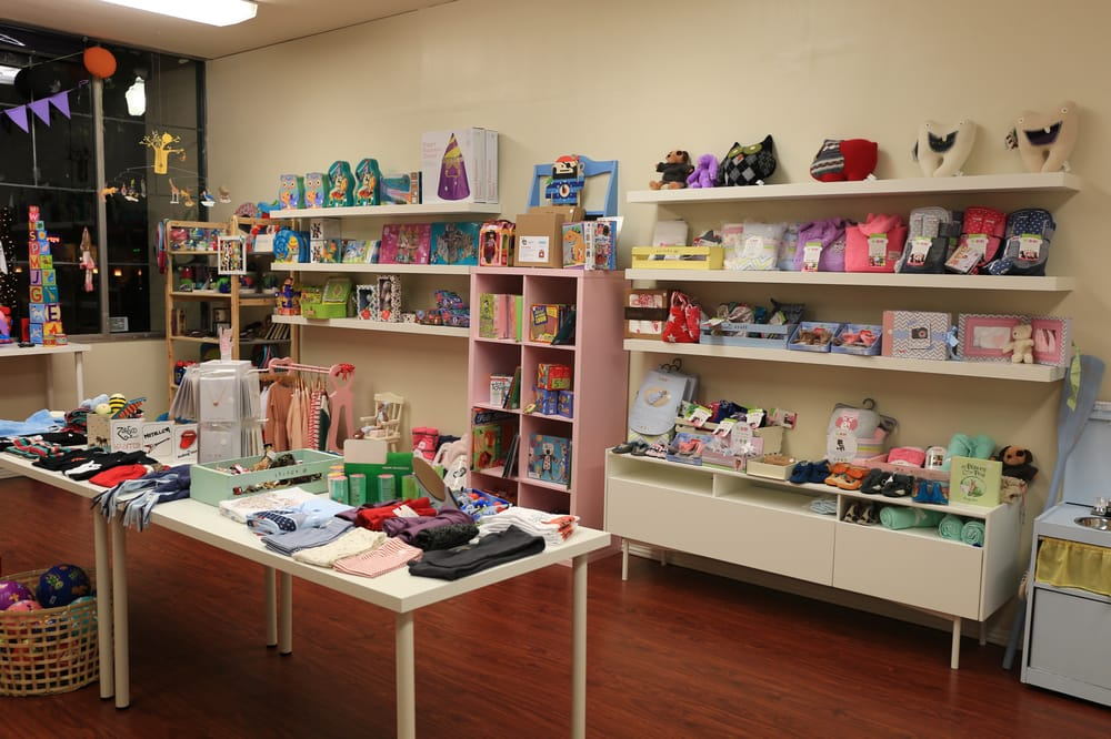 Butterflies Baby And Kids Boutique: 257 Castro St, Mountain View, CA