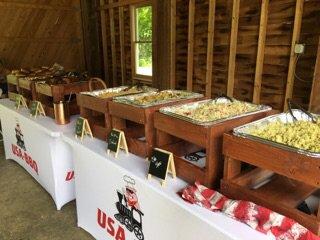 USA-BBQ: Gainesville, VA