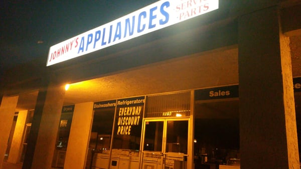 Johnny S Whirl Mor Appliance 2074 Tapo St Simi Valley Ca