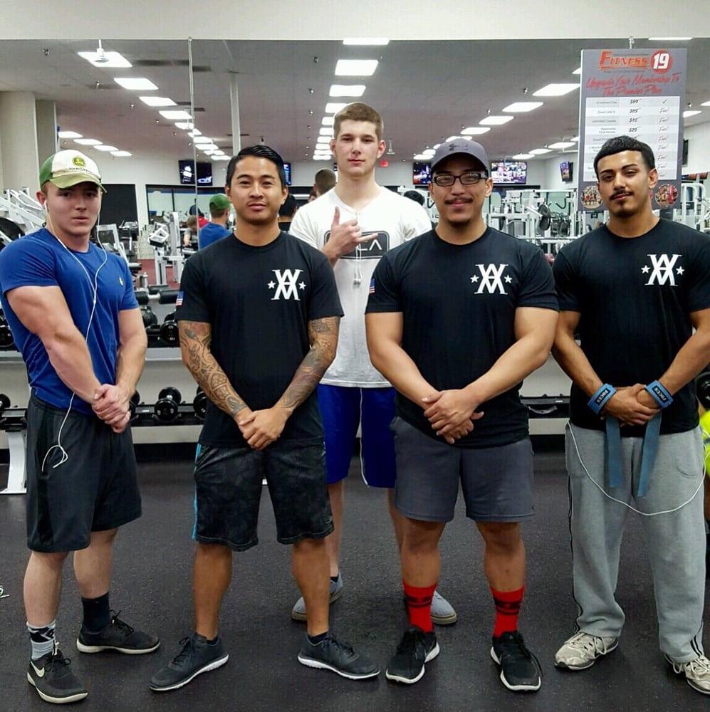 Fitness 19 clovis