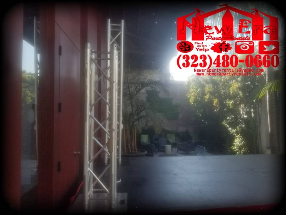 New Era Party Rentals: 649 S Boyle Ave, Los Angeles, CA