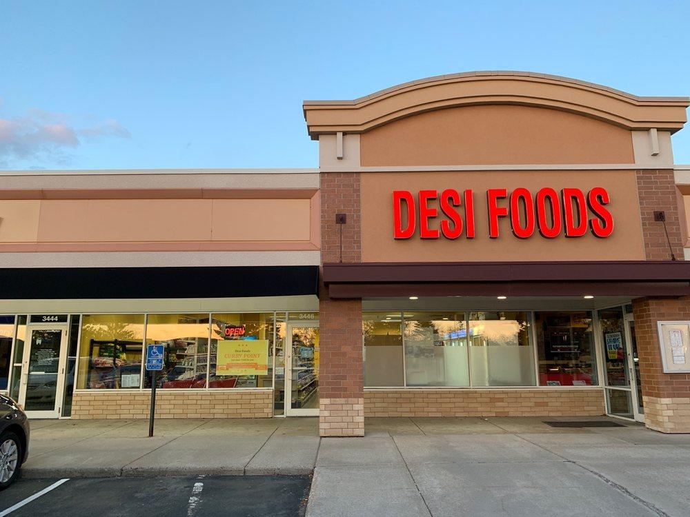 Desi Foods: 3446 Denmark Ave, Eagan, MN