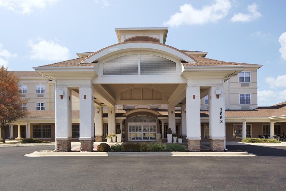 Holiday Inn Grand Rapids - Airport: 3063 Lake E brook, Grand Rapids, MI