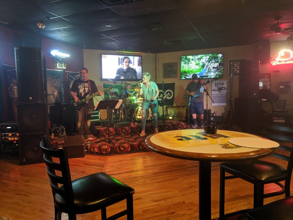The District Bar & Grill: 106 S Atlanta St, Owasso, OK