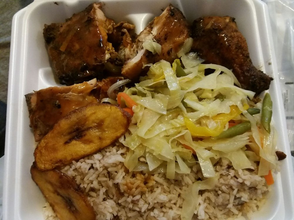 Princess authentic jamaican food caribbean 2300 butler for Authentic caribbean cuisine