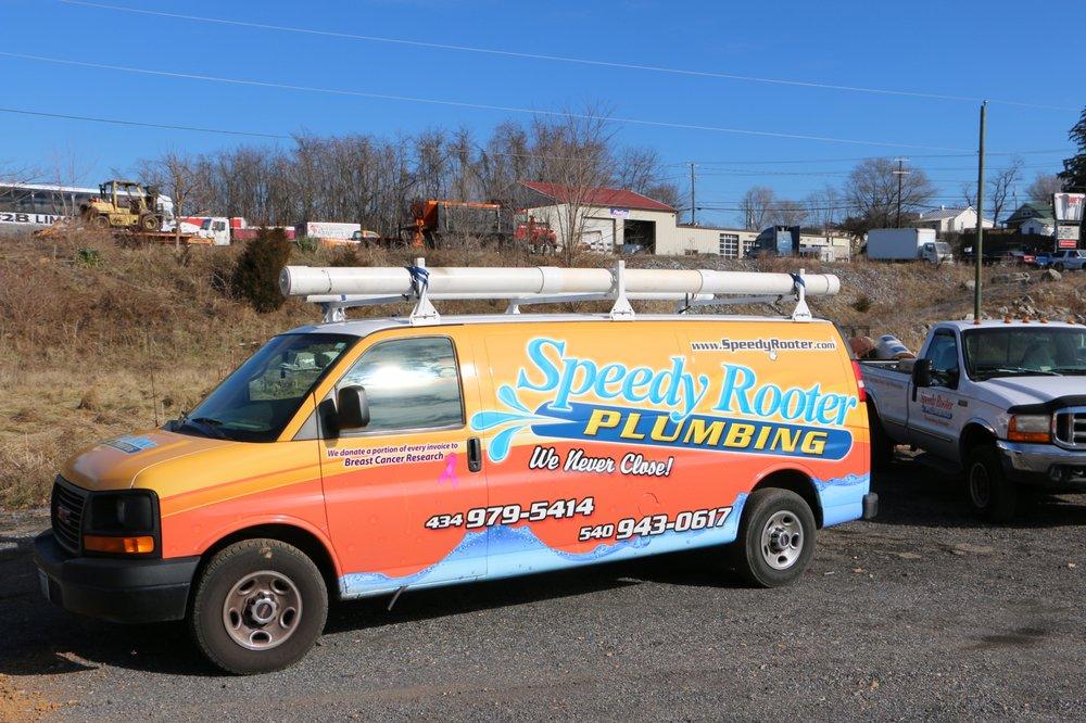 Speedy Rooter Plumbing Company: 118 Eastside Hwy, Waynesboro, VA