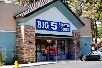 Big 5 Sporting Goods: 7337 Skyway Rd, Paradise, CA