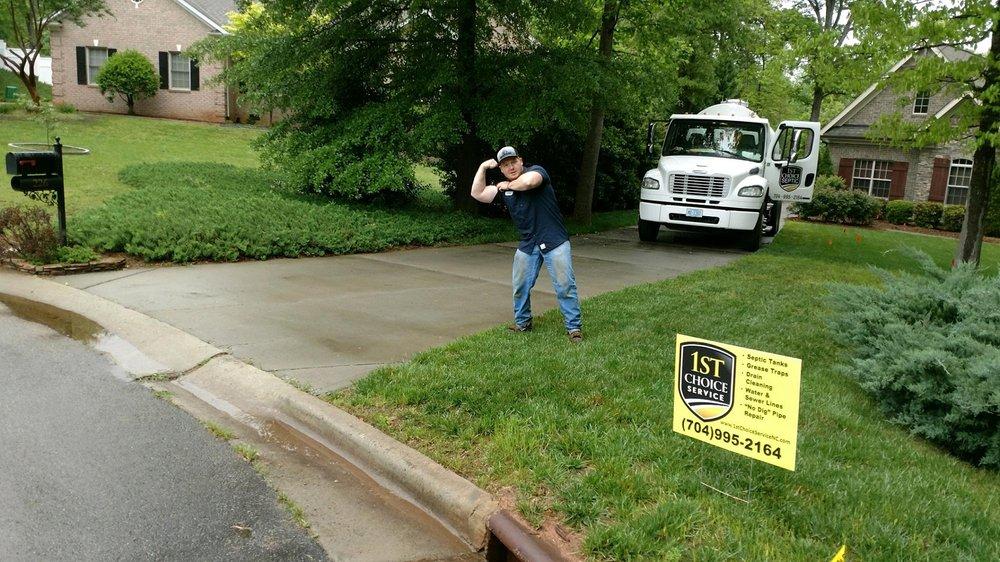 1st Choice Service: 3674 Eaker Rd, Cherryville, NC