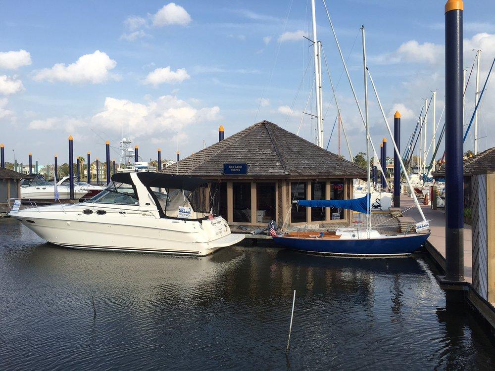 Sea Lake Yachts: 1500 Marina Bay Dr, Kemah, TX