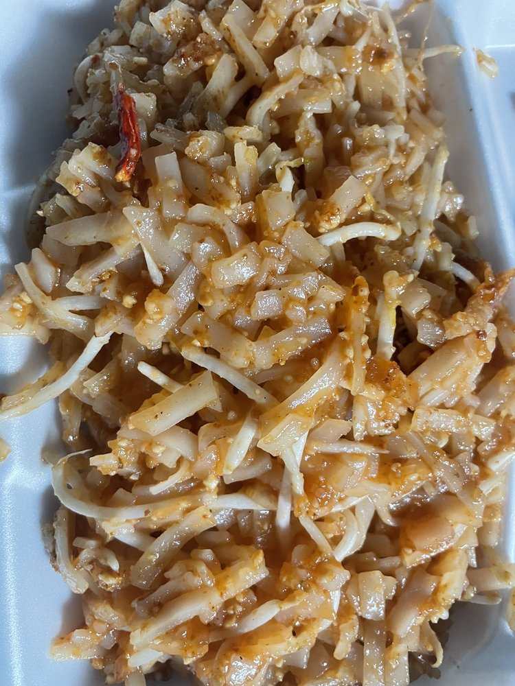 Food from Bangkok 103 Cafe