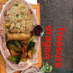Photo Of Treasure Dragon Chinese Cuisine And Sushi Woodland Ca United States