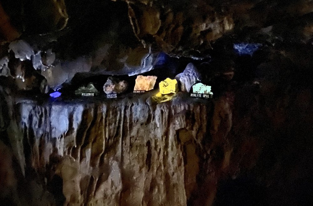 Lost River Caverns: 726 Durham St, Hellertown, PA