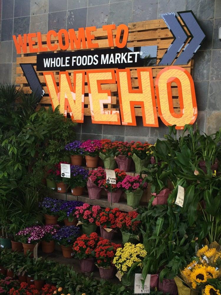 Whole Foods Near Santa Monica Ca