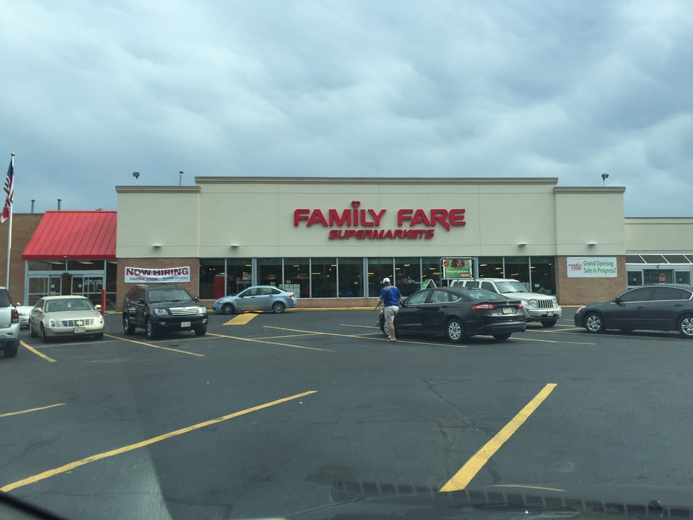 Photo Of Family Fare Omaha Ne United States New Front Former Bag