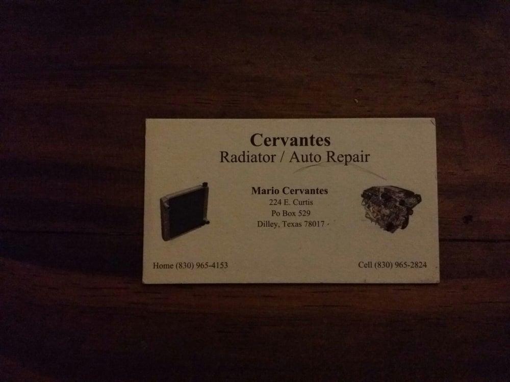 Cervantes: 224 E Curtis, Dilley, TX