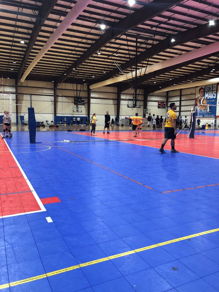 Sportsplex: 5702 Alpha Rd, Dallas, TX
